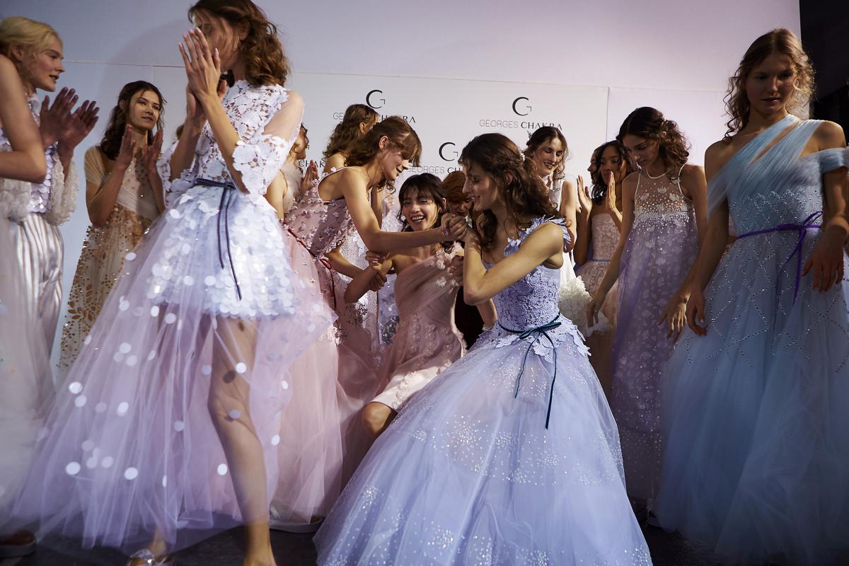 Georges Chakra_Haute Couture Paris Fashion week
