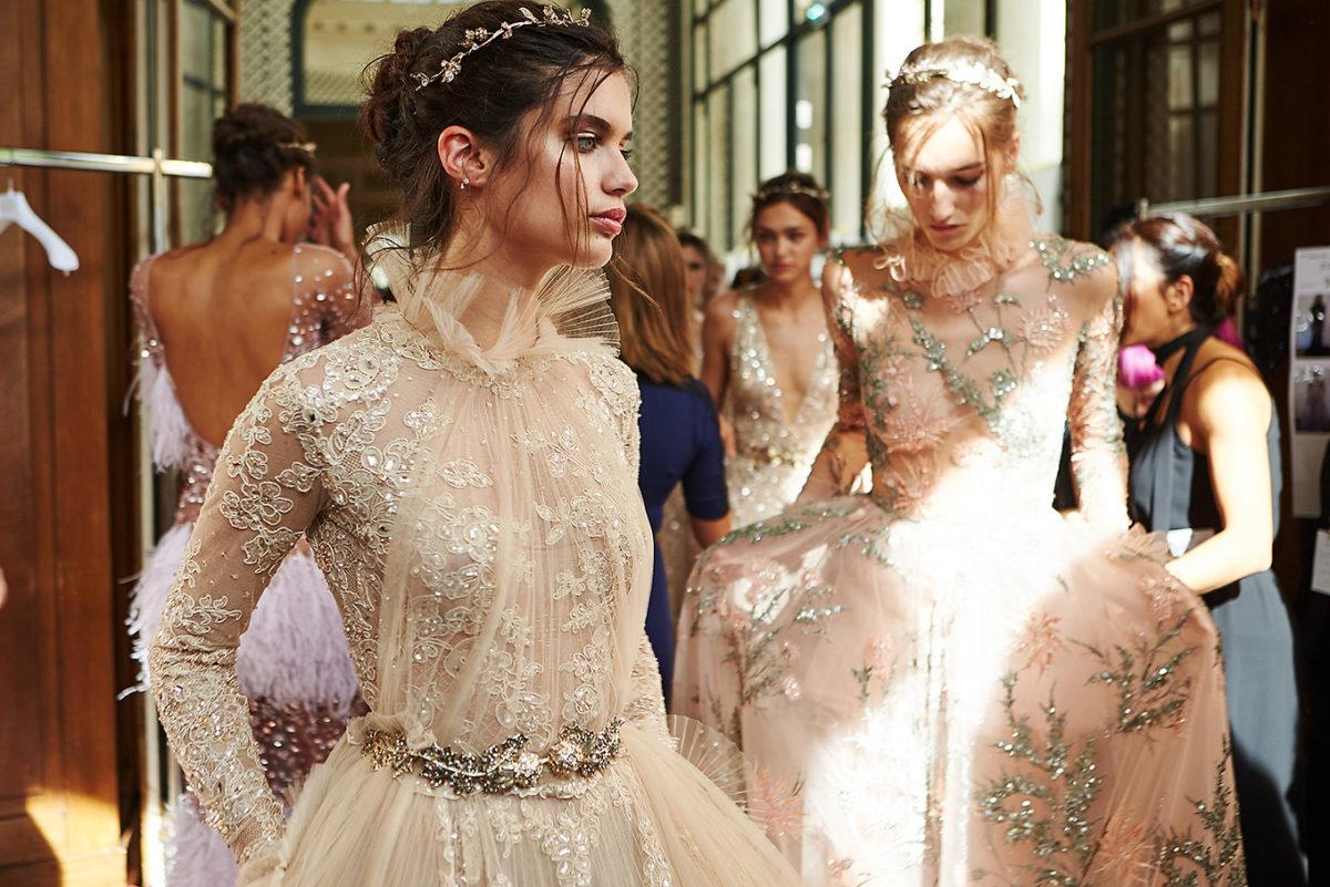 Zuhair Murad show. Haute Couture. Paris