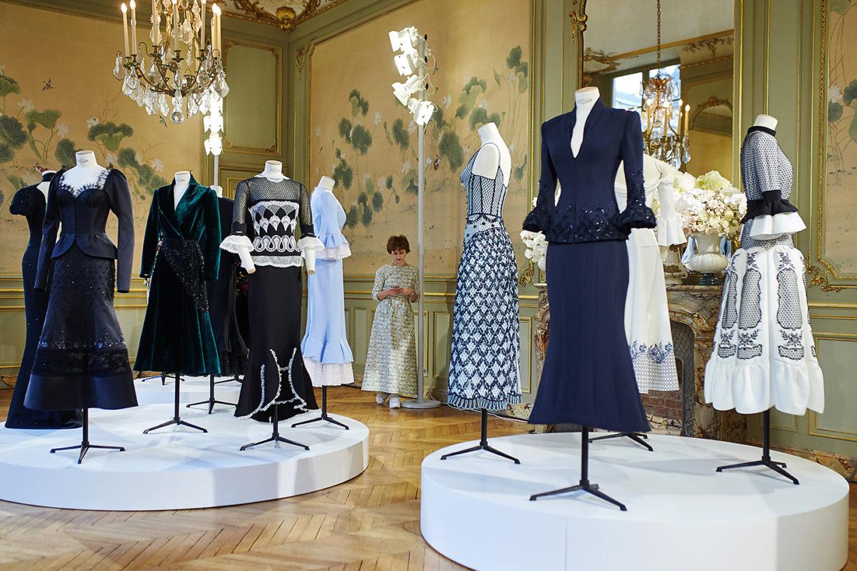 Ulyana Sergeenko presentation. Haute Couture SS2018