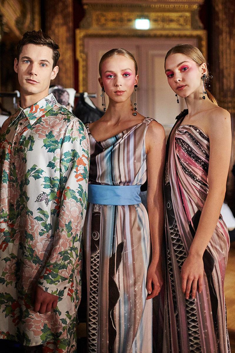 Yumi Katsura Haute Couture Spring-summer